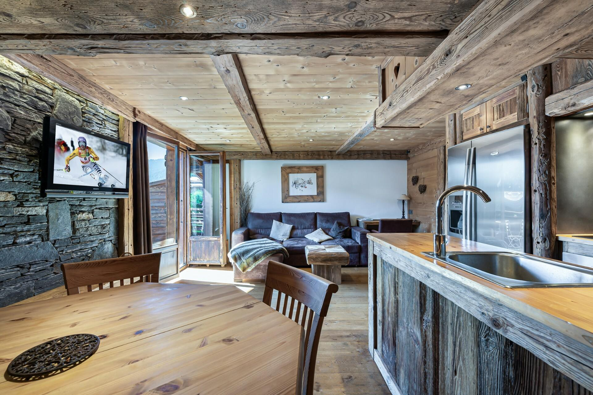PURCHASE FAVORITE FOR THIS APPARTMENT IN MEGEVE!