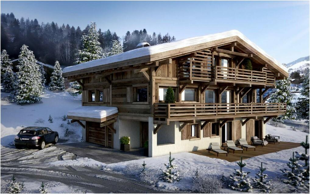EXCEPTIONAL NEW CHALET MEGEVE