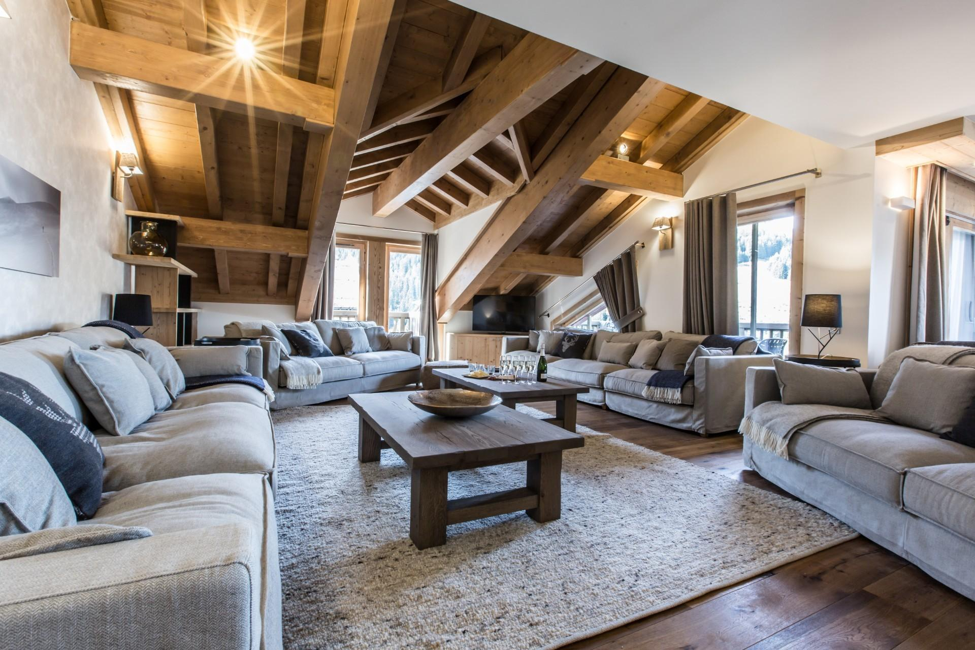 APPARTEMENT PROGRAMME NEUF SKIS AUX PIEDS