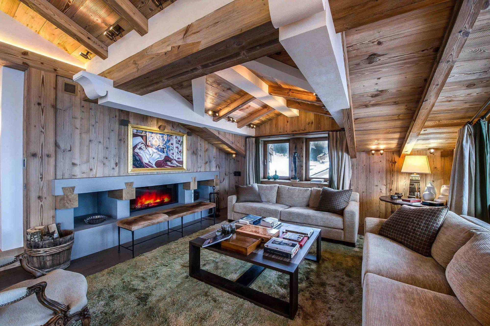 Les Bastidons Accommodation in Courchevel
