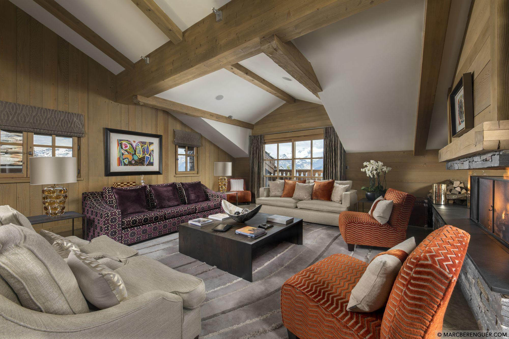 Le Blanchot Accommodation in Courchevel