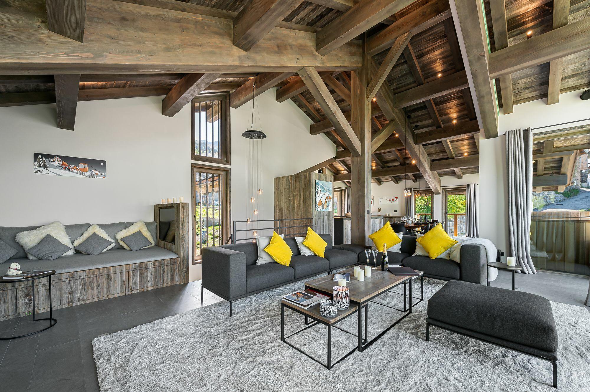 One  Accommodation in Saint Martin de Belleville