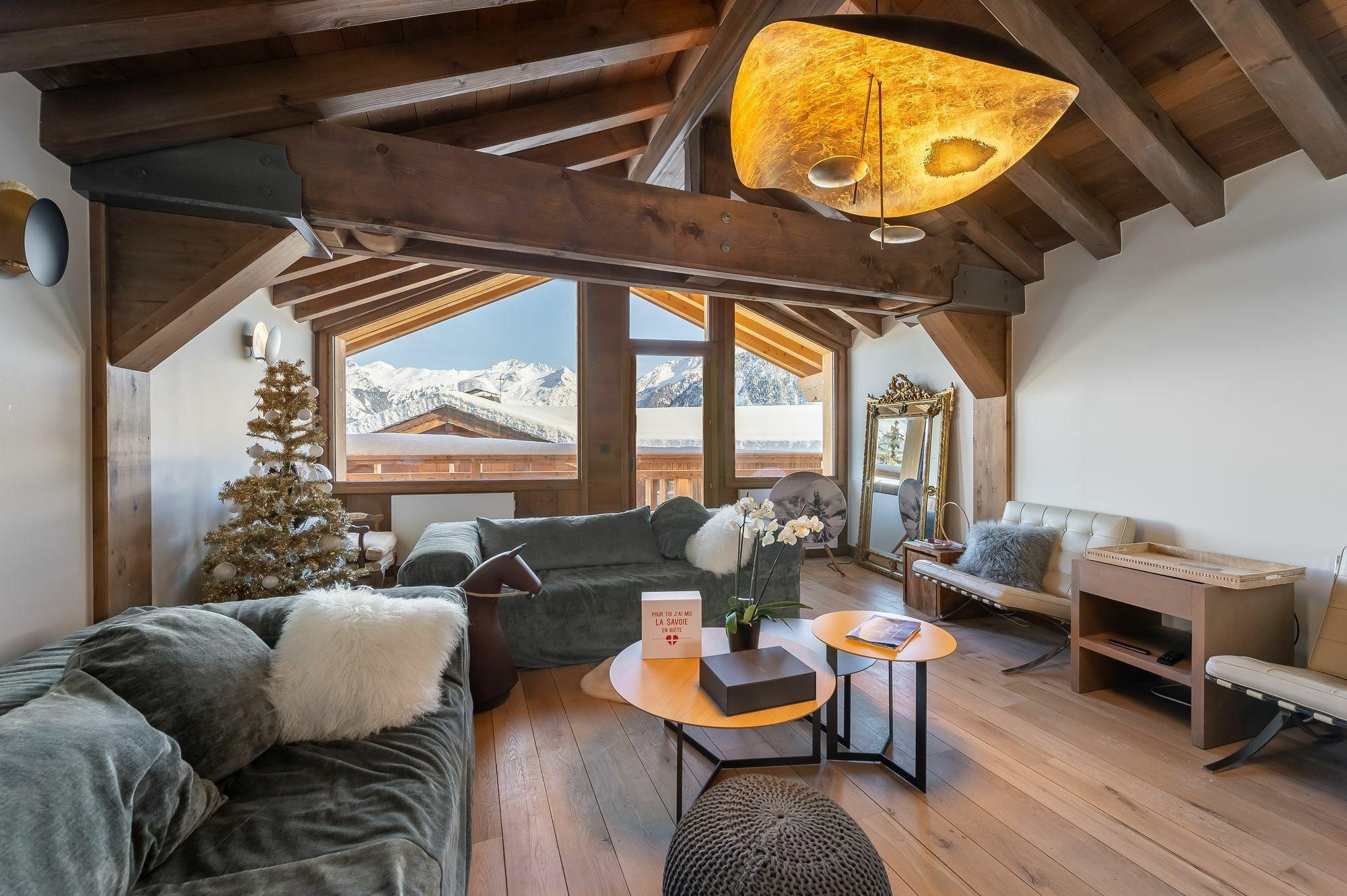 PROSPER Accommodation in Courchevel
