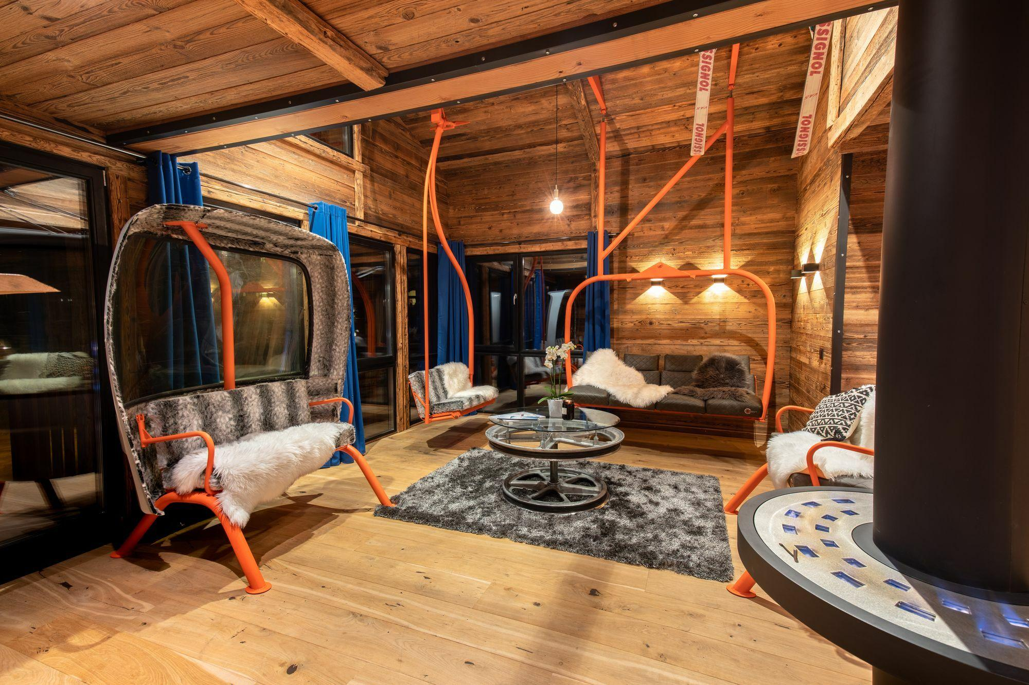 Monts Accommodation in Tignes