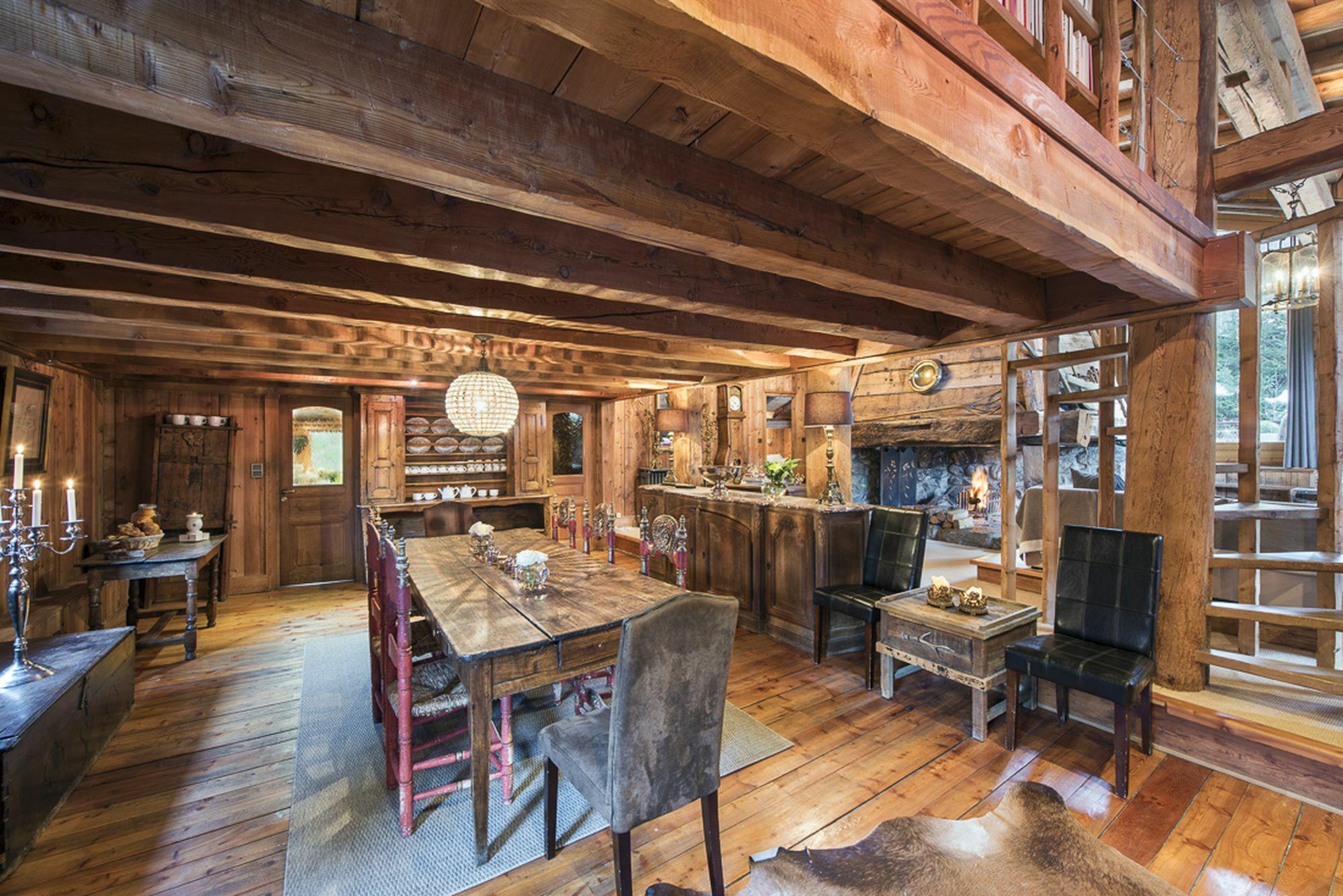 La Ferme du Bois Accommodation in Chamonix