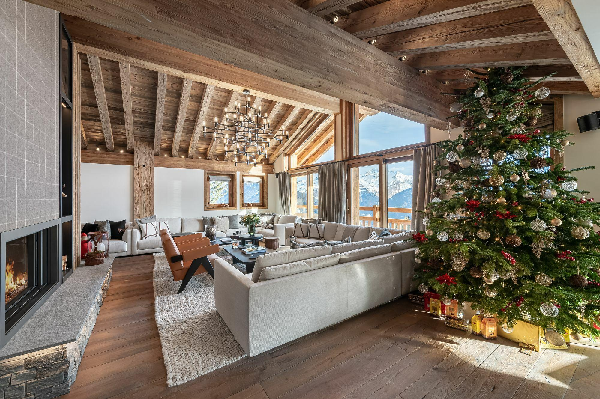Les Bruxellois Accommodation in Courchevel
