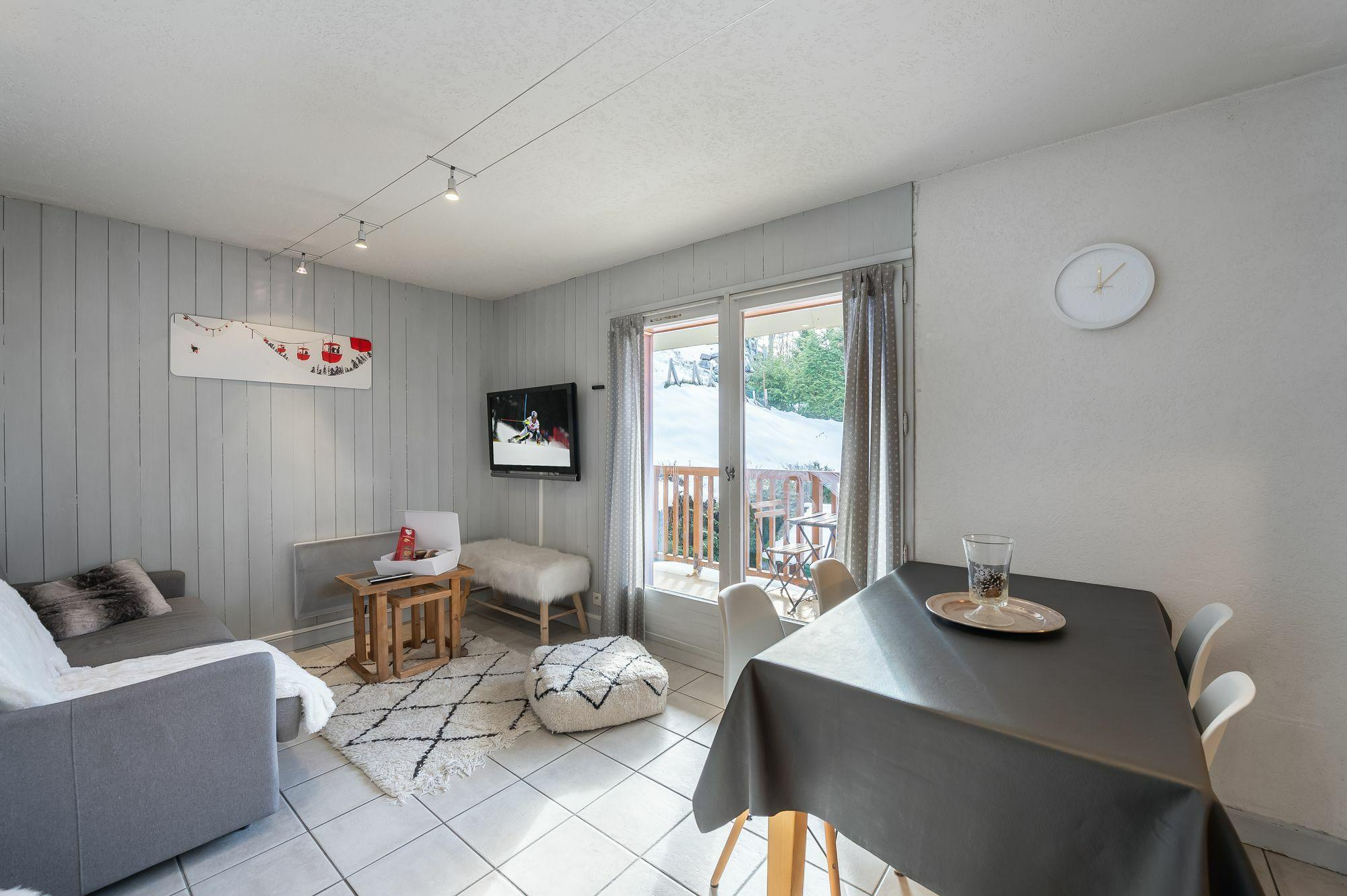 Le Fogal Accommodation in Megeve