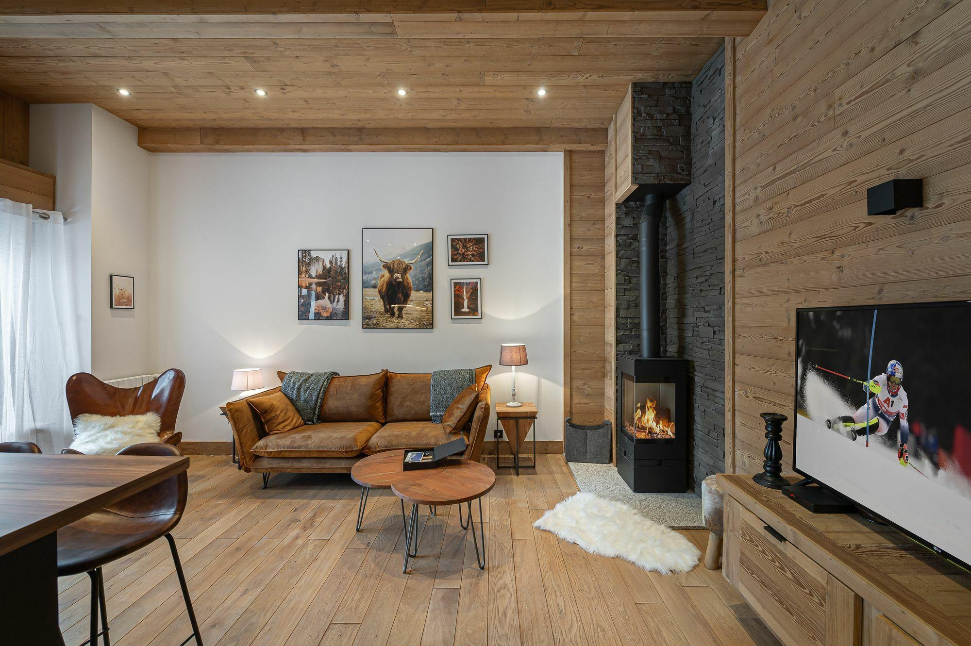 Saint Georges 2 Accommodation in Megeve