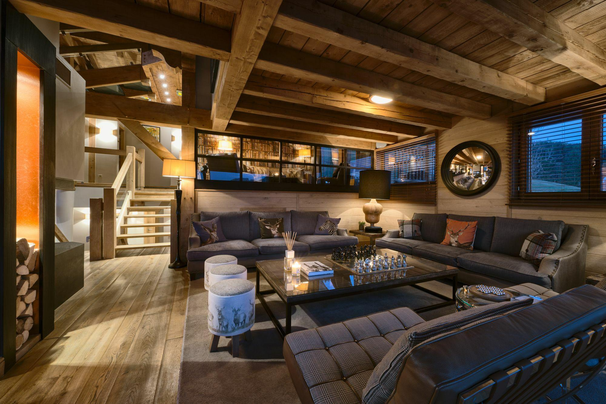 Les Gets accommodation chalets for rent in Les Gets apartments to rent in Les Gets holiday homes to rent in Les Gets
