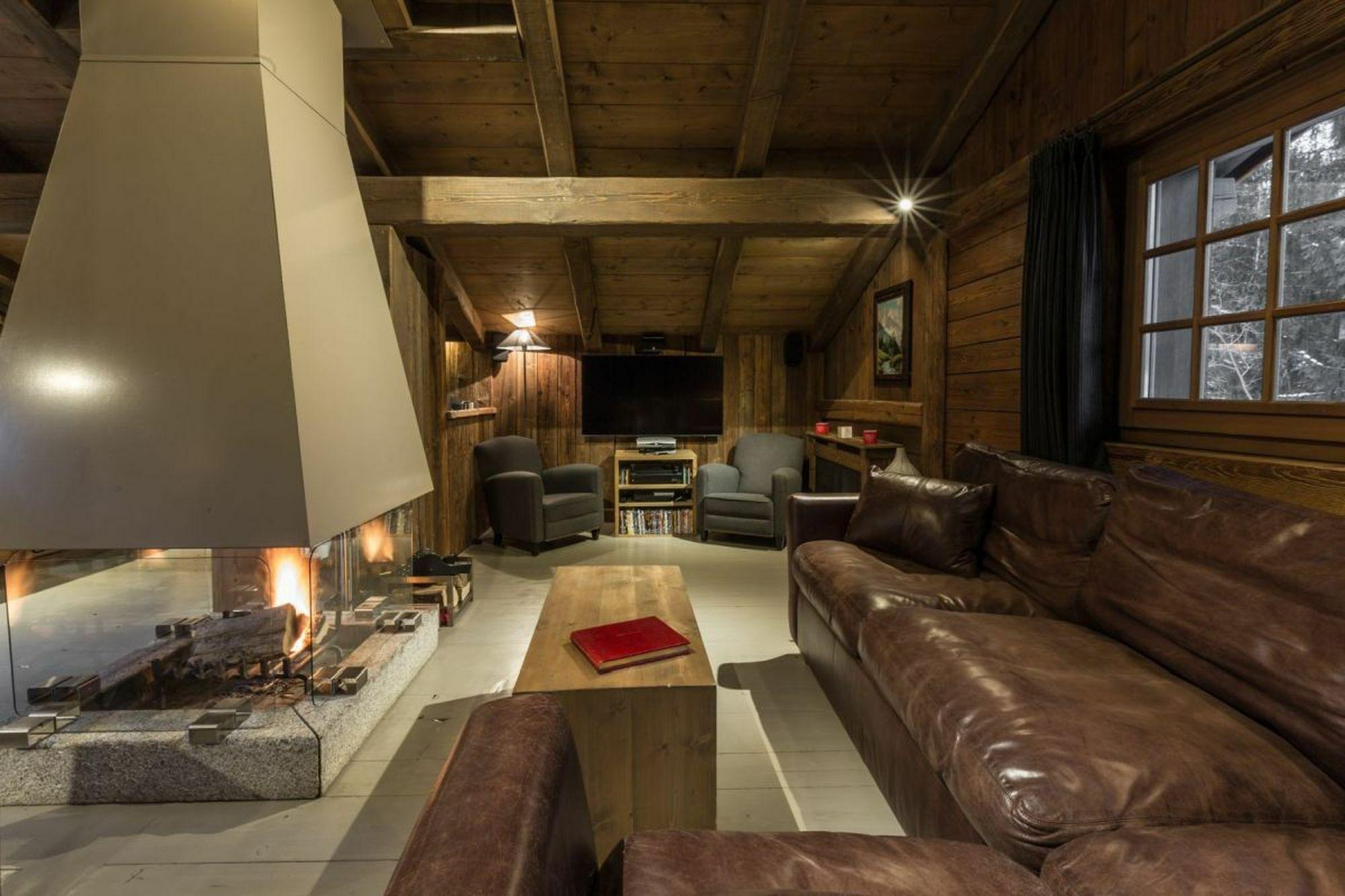 Baby Bear Accommodation in Chamonix