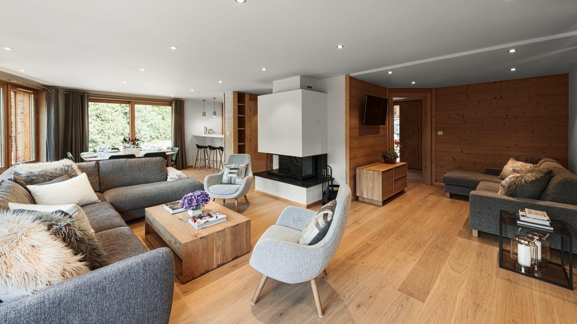 Lorne Accommodation in Morzine