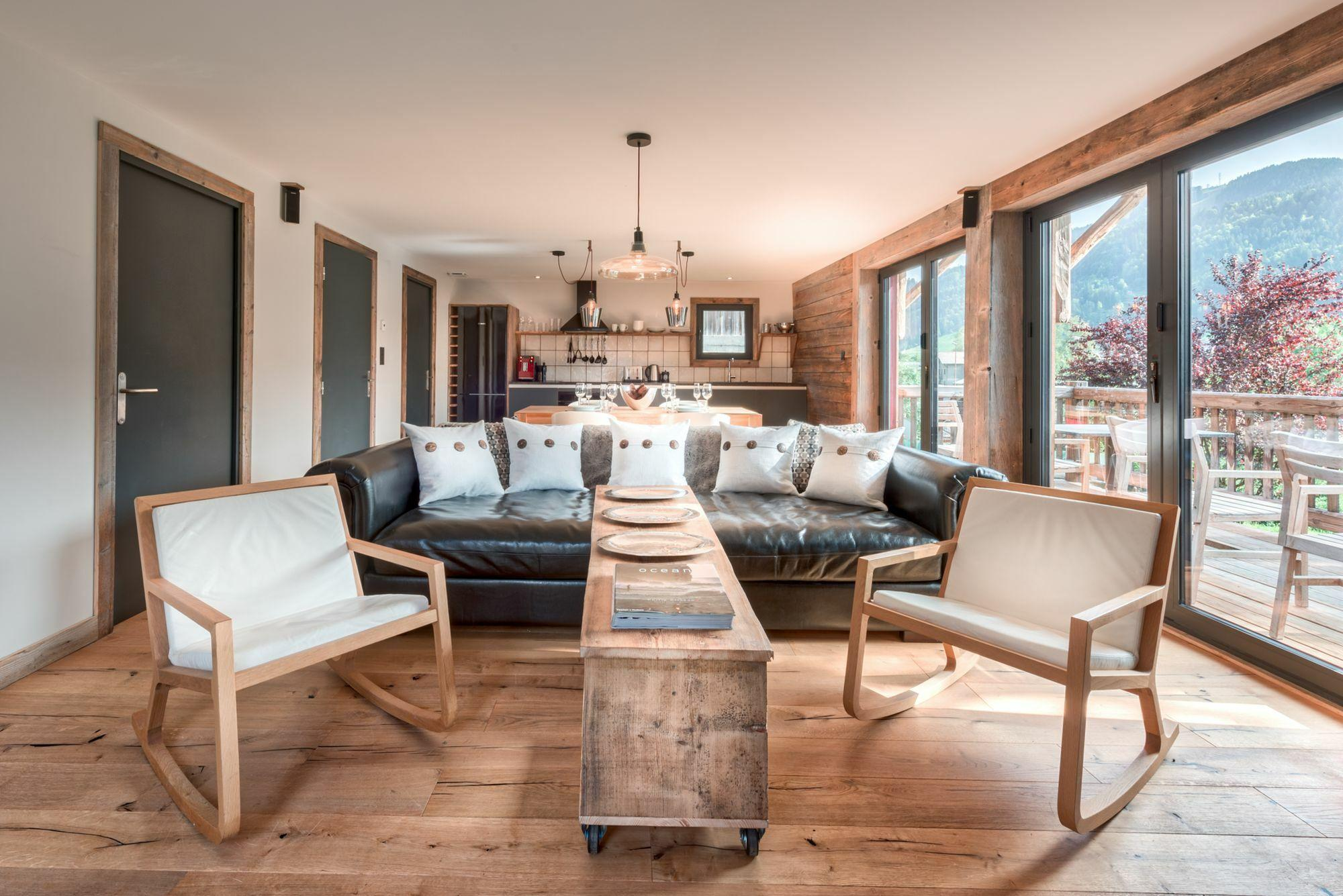 Deux Chevaux Accommodation in Morzine