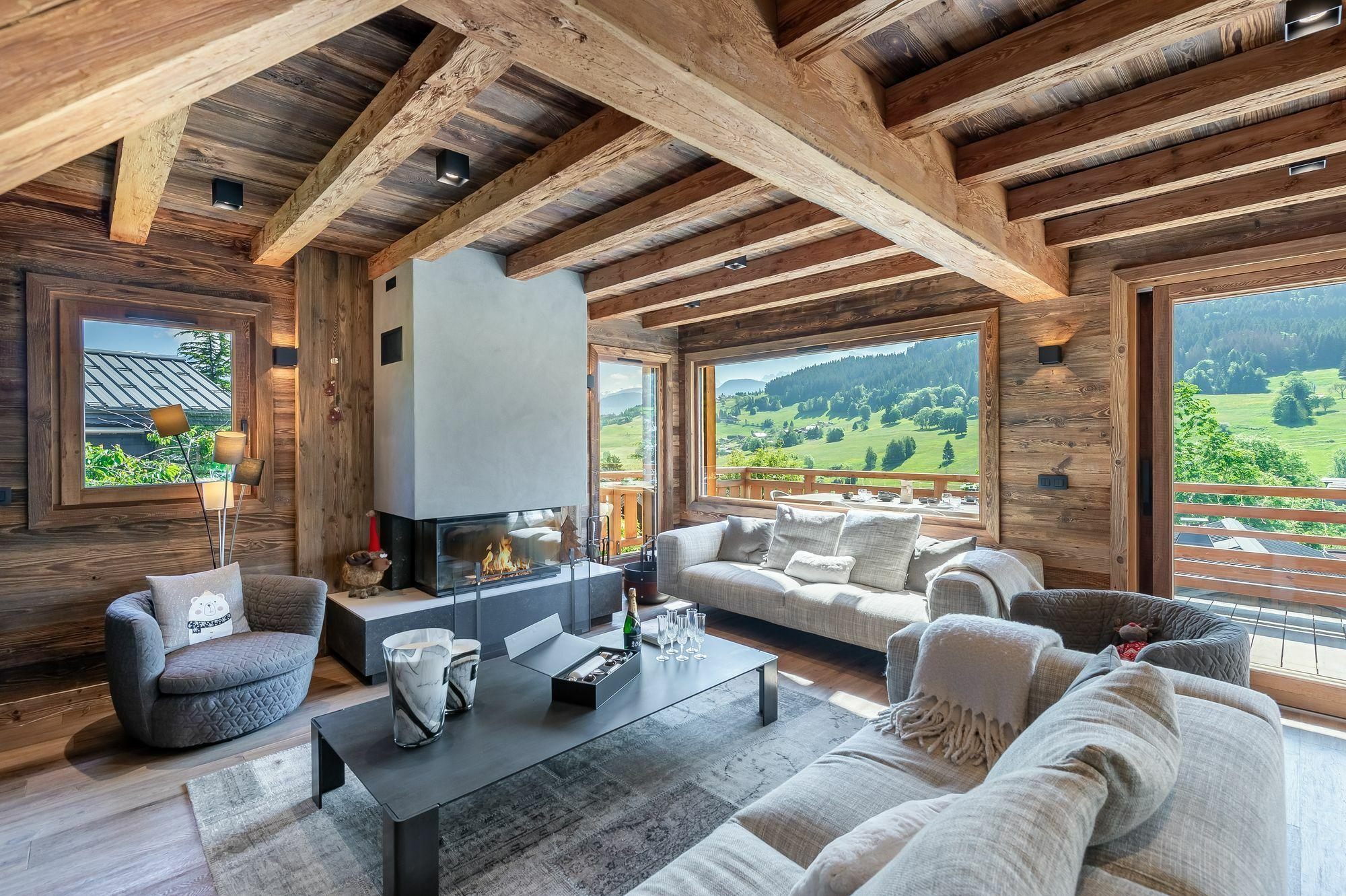 Eastwood Accommodation in Megeve