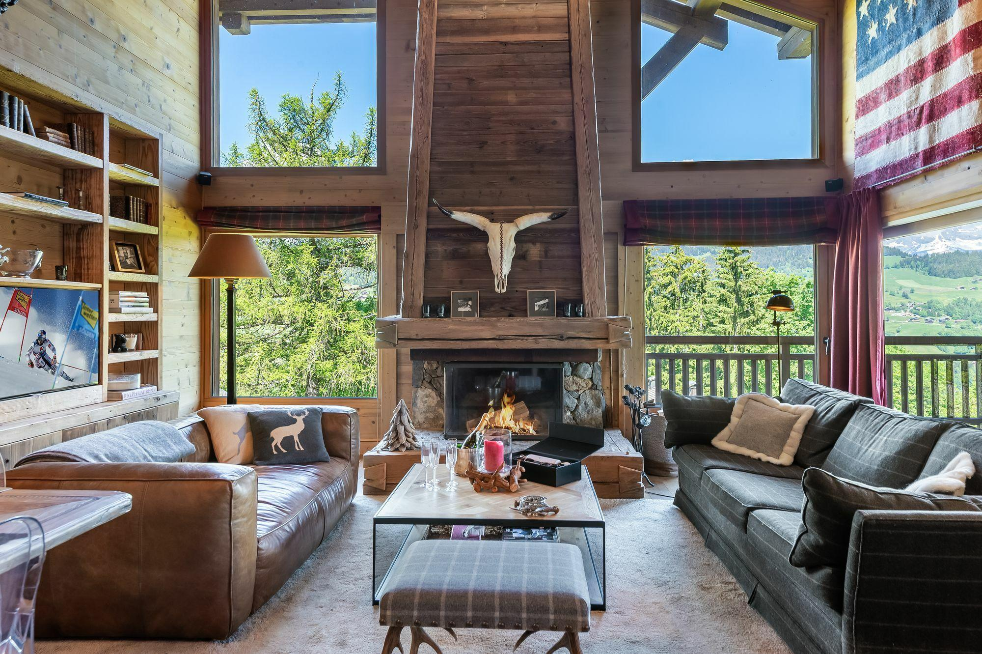Sapin Accommodation in Megeve