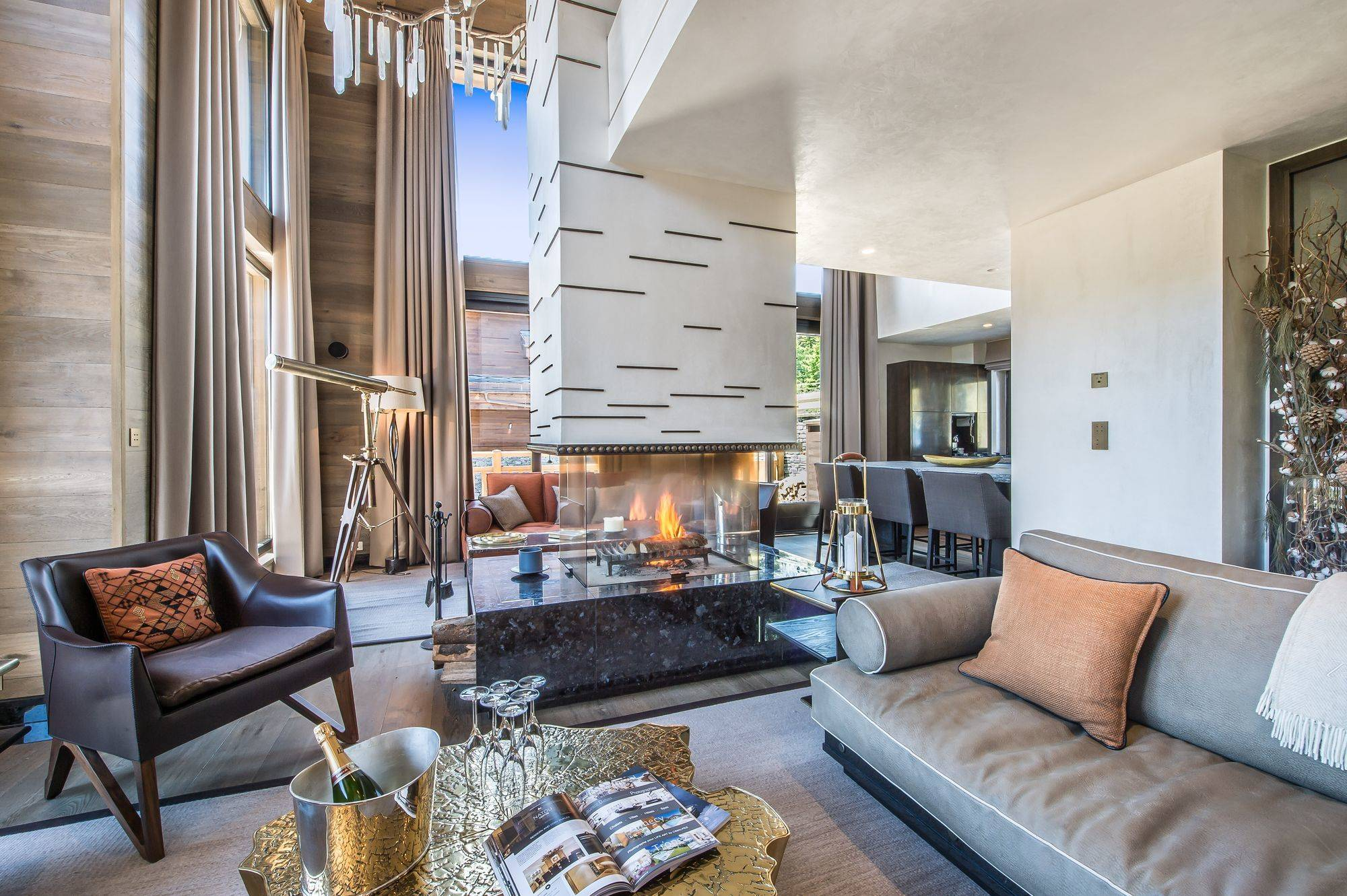 Perce Neige Accommodation in Courchevel