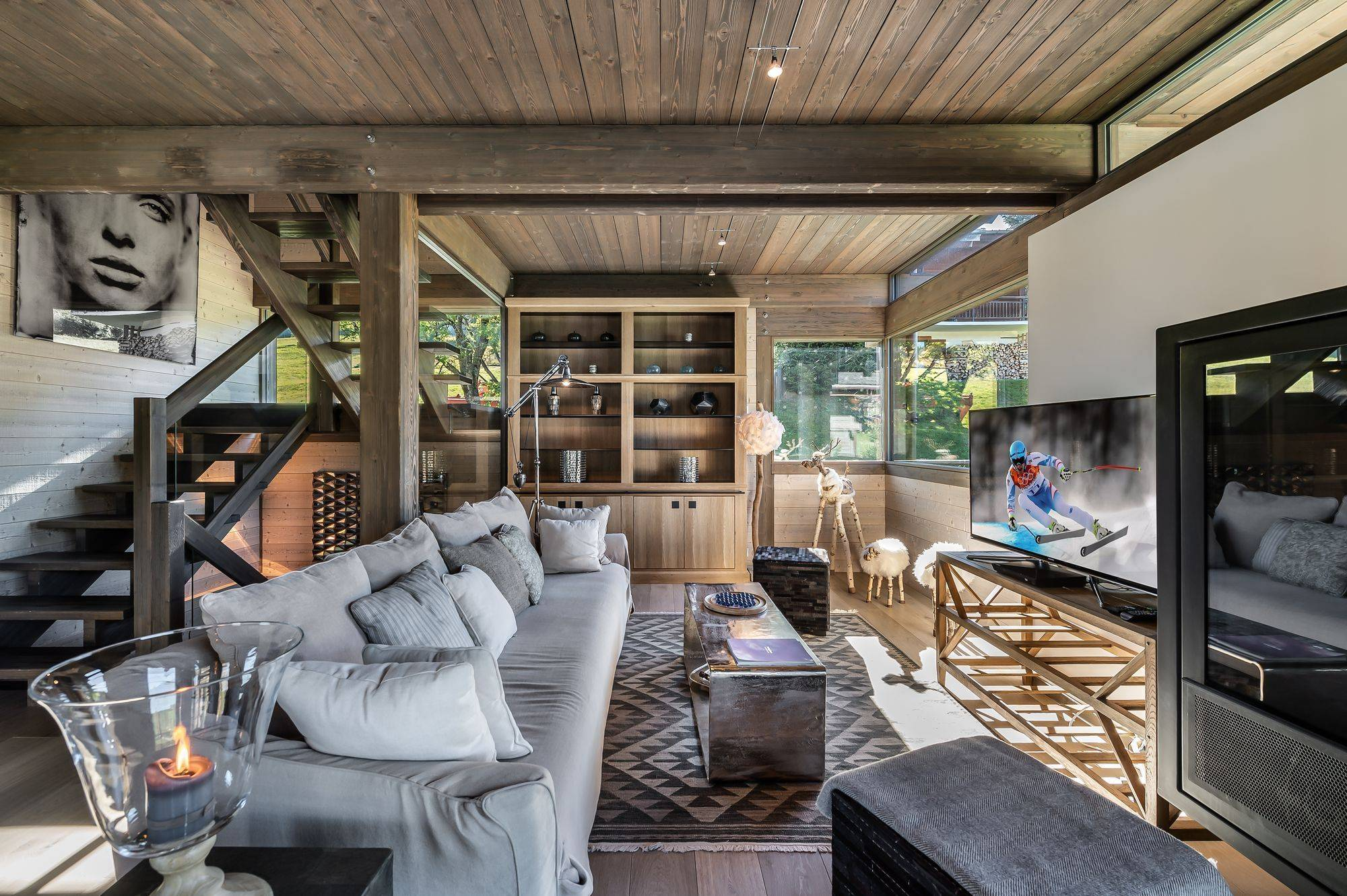 Satine Accommodation in Megeve