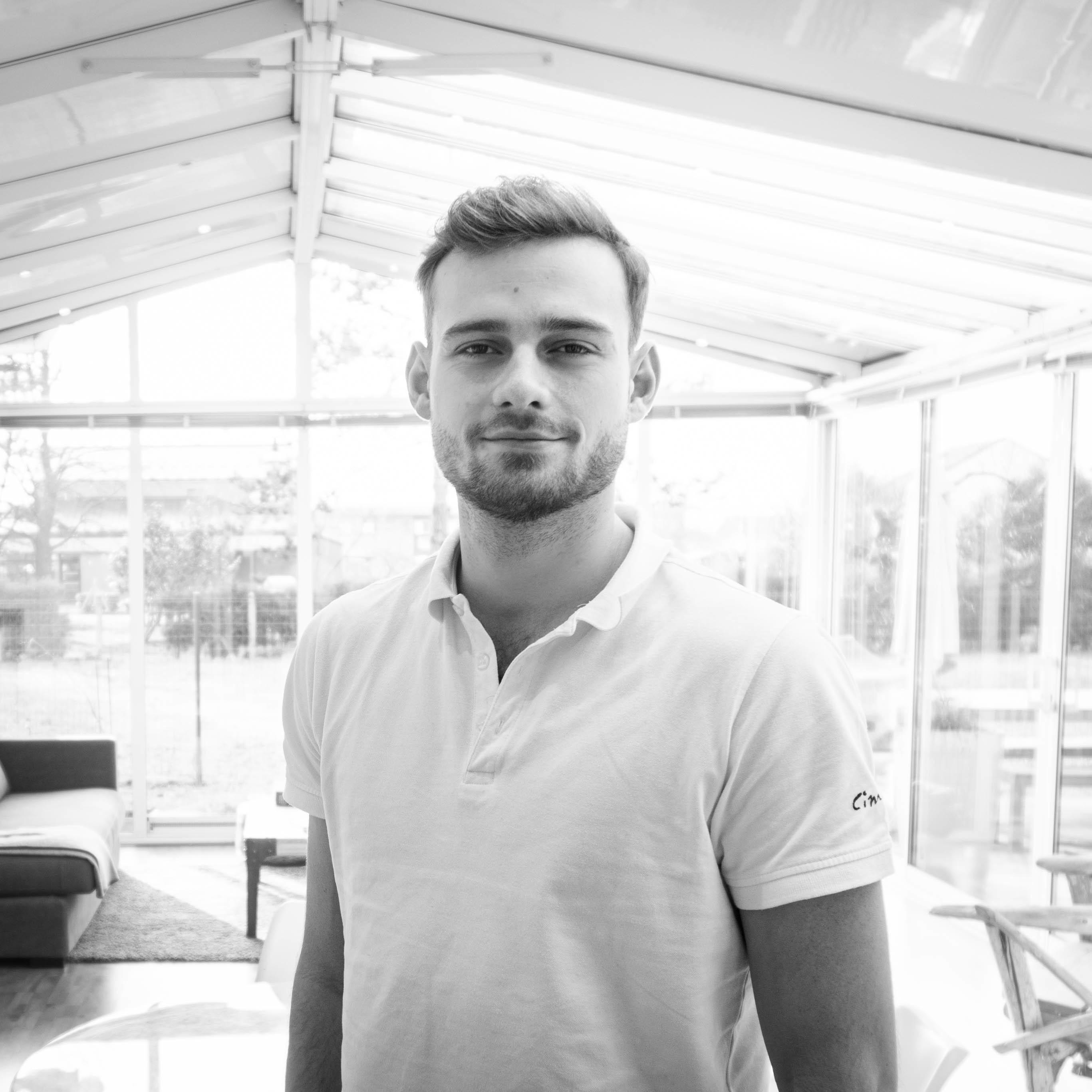 Baptiste Jacob | Communication & content redactor assistant | Cimalpes