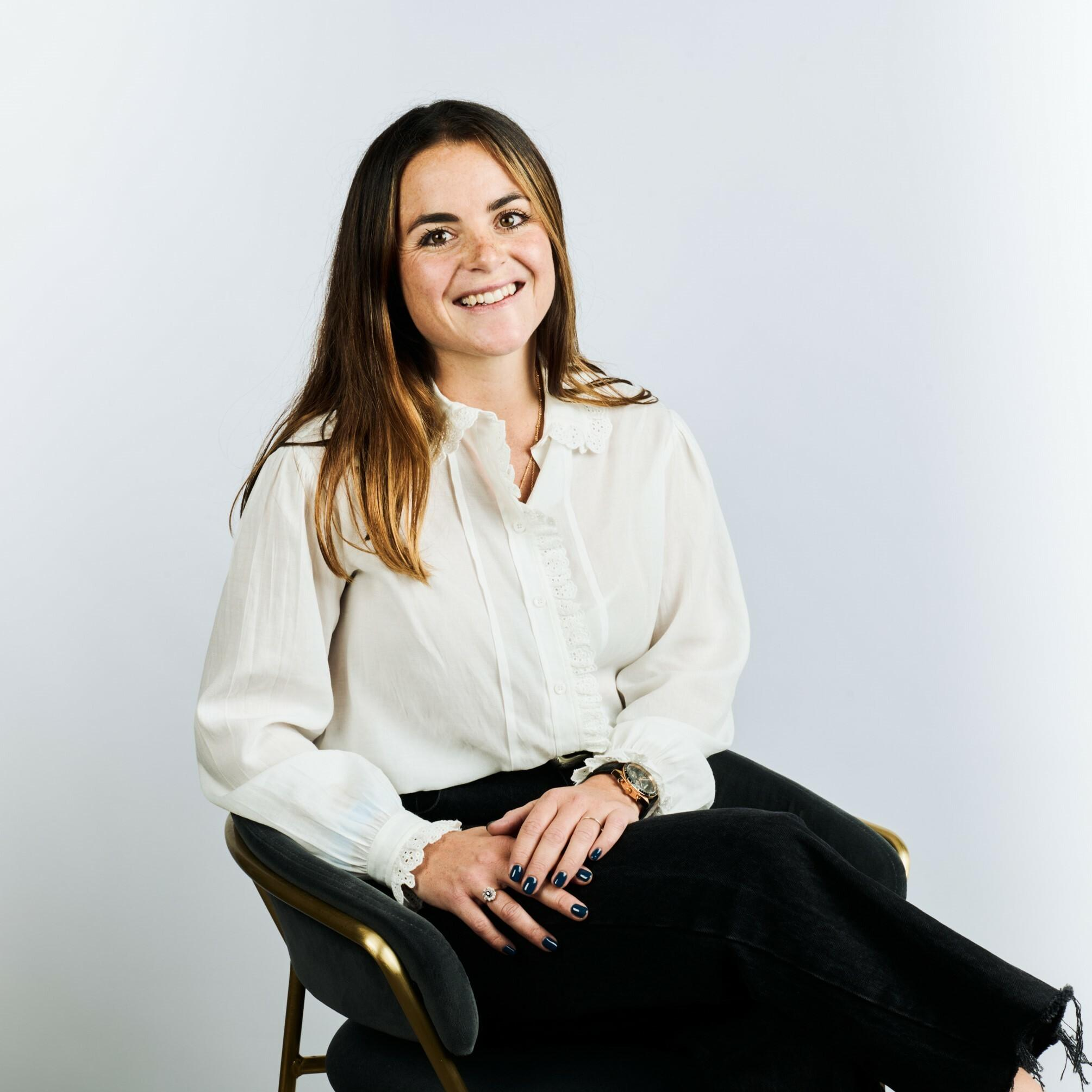 Margaux Thiery | Rentals and Sales Manager  | Cimalpes