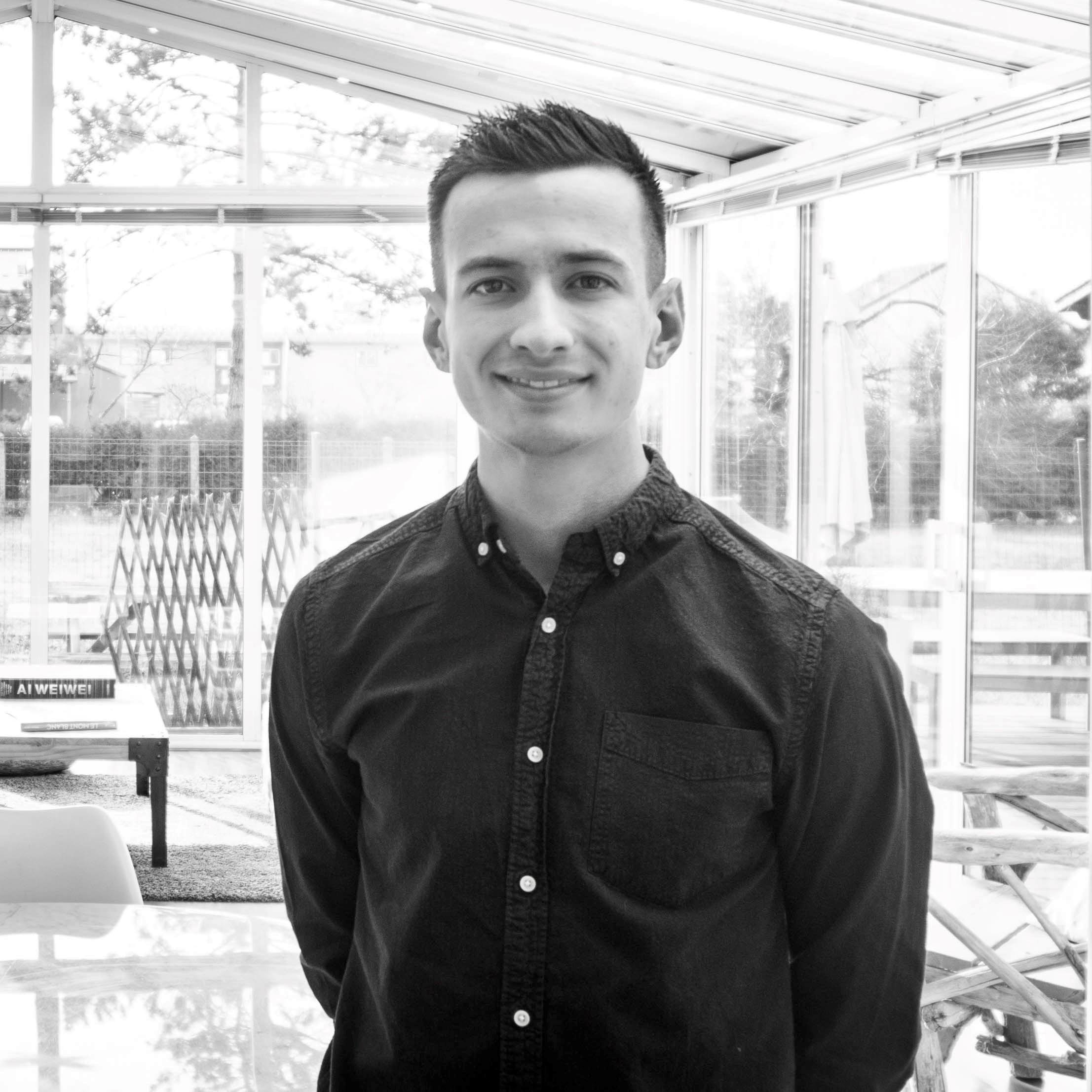 Dylan Vie | Product Marketing Assistant | Cimalpes