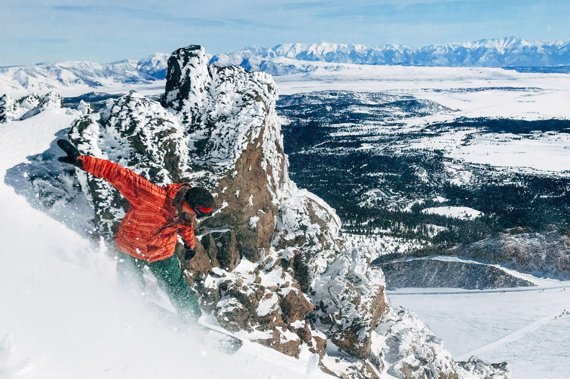 National skiers: the present and future of mountain tourism